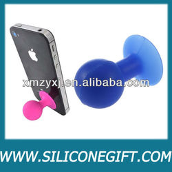 silicone suction cup mobile phone stand