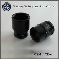 Hot sale Car product Impact socket set with ISO9001
