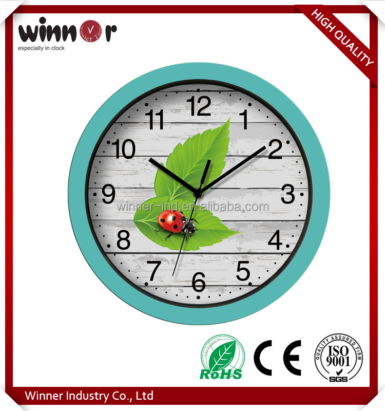 China suppliers wholesale top quality low price multi color digital wall clock