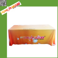 printed 6ft Trade show table cloth
