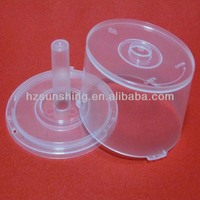 80mm Mini CDR Cake Box 8cm Mini CDR Packing Boxes