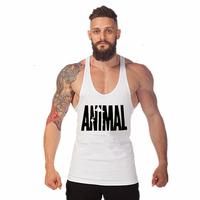 Wholesale custom printed tank tops bodybuilding