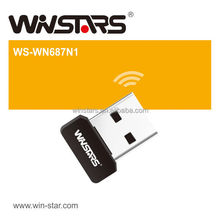 Wireless mini 150Mbps wifi adapters,Wireless-N USB 2.0 card with WPS button