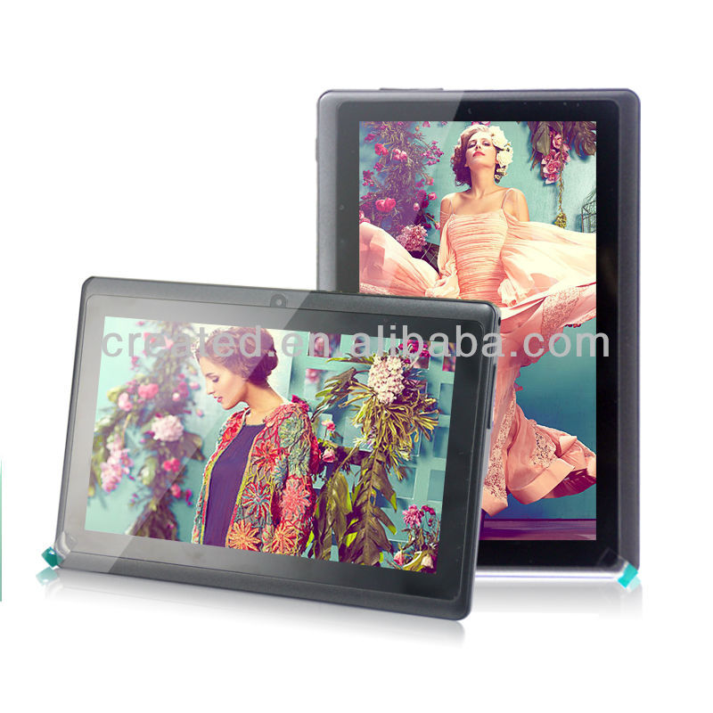 7 inch capacitive touch tablet pc android 4 0 mid
