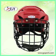 2014 Pro-tec ACE Hockey Gear/Protective Ice Hockey Helmet with Excellent Structual Condition/Patent Hockey Equipment