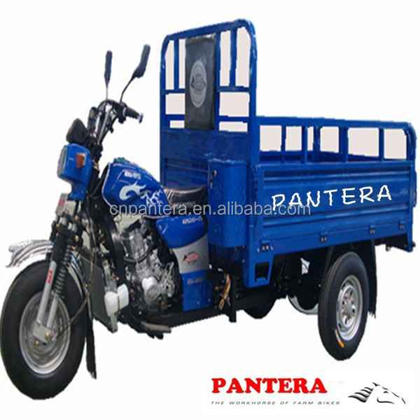 PT250ZH-11 China Supplier Heavy loading Cargo Use Hot in Africa Three Wheel Motor Tricycle