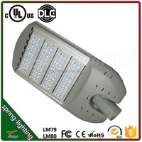 UL DLC CE Warranty 5 Years Meanwell Driver IP65 120W LED Street Lamp / LED Street Light For Outdoor Lighting