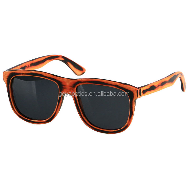 Eco friendly product cheap wholesale bamboo sunnies