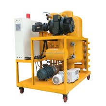Double Stage Vacuum Waste Transformer Oil Regeneration and Filtration System