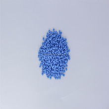 PE plastic raw material blue master batch