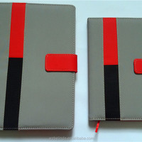 Promotional PU Leather Handmade Journal Diary