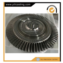 Factory sell locomotive turbocharger turbine disc