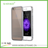 2 Pieces Design Metal Luxury Cigarette Lighter Back Cover Case for Mobile