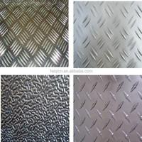 china cheap Alloy 6061 aluminium Tread plate for boilers
