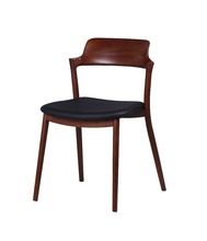 simple design wood dining chairs