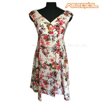 Factory price rubber dress