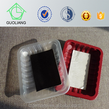 Vacuum Formed Food Grade Custom Made Disposable Plastic Food Packaging Container