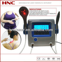 Knee rehabilitation equipment with 650nm&808nm soft laser treatment for pain relief
