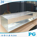 PG Hot Sell 20mm Thick Decorative Plexiglass Acrylic Sheet