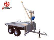 Economic and Reliable quad bike trailer best quality