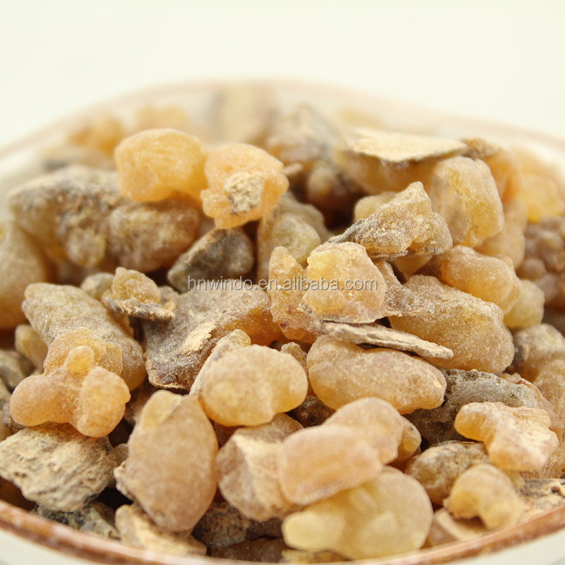 Frankincense resin Boswelia Serrata Extract with Boswellic Acid 50% to 70%