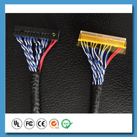 FFC Cable 30-pin Dual 8-inch Screen Line 17/19/21 Universal LCD Cable Brand