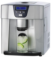 ATC-IM-10B Antronic Commercial Ice Making Machines | Desktop Water Dispenser | Countertop Ice Maker Dispenser
