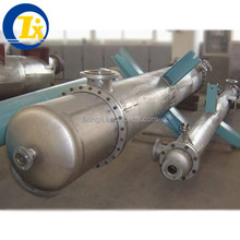 Gr2 titanium tube heat exchangers
