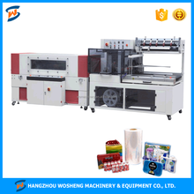 WS Automatic Side Sealer & Shrink Tunnel