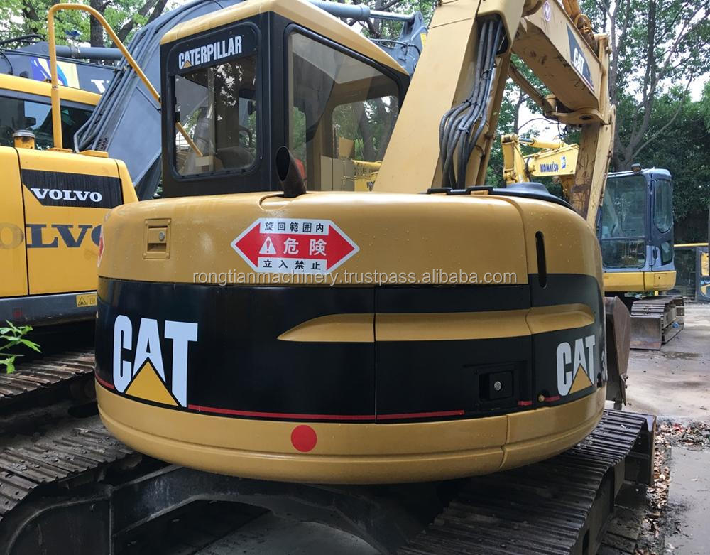 Good Performance Used Cat Excavator 308 made in Japan / USA, Construction Equipment for hot sale