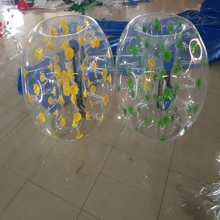 Wholesale Air Bubble Ball Suit For Indoor Playground Equipment