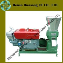 Efficient burning wood flour pellet making machine / Pellet Granulator For Sale