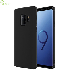 Ultra Slim Matte Skin TPU Back Case Cover For Samsung Galaxy S9