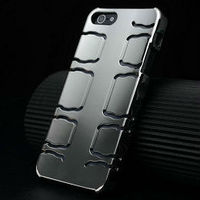 cover for iphon 5s, retro electroplating hard case for iphone 5