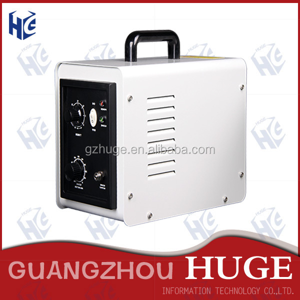 easy operation 3g 5g purification of water/ ozone water purification plant/ ozone bottled water