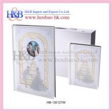 8*12 12*18 Hot Sale Wedding Photo Albums Personalized Wedding Books