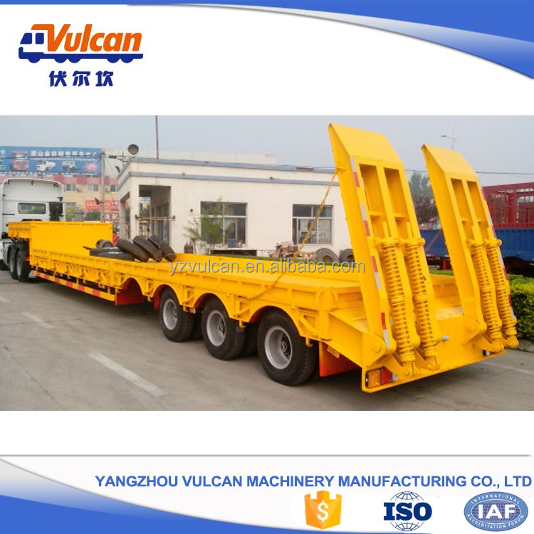 High Tech Hydraulic Lift Car Trailer (Customized)
