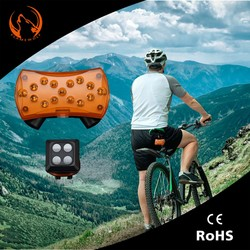 Hight Quality remote wireless control bike/bicycle handle bar end led light