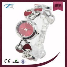 watch band with high quality vogue chronograph watch for lady unique products from china