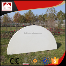 Wholesale cheap foldable round dining table plastic