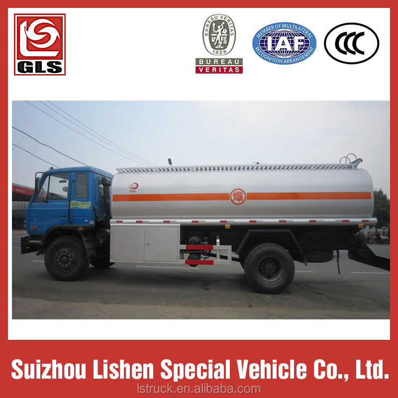 Dongfeng fuel truck 2200 UK Gal for sale