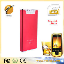 NOKIN Shenzhen OEM cheapest universal 2012 best sale portable power bank 14000mah for cellphone