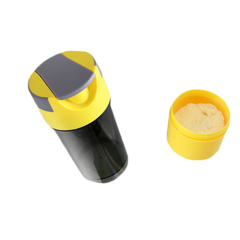 hot sale low price  New Design Plastic Clamshell Filter Sports Water Bottle