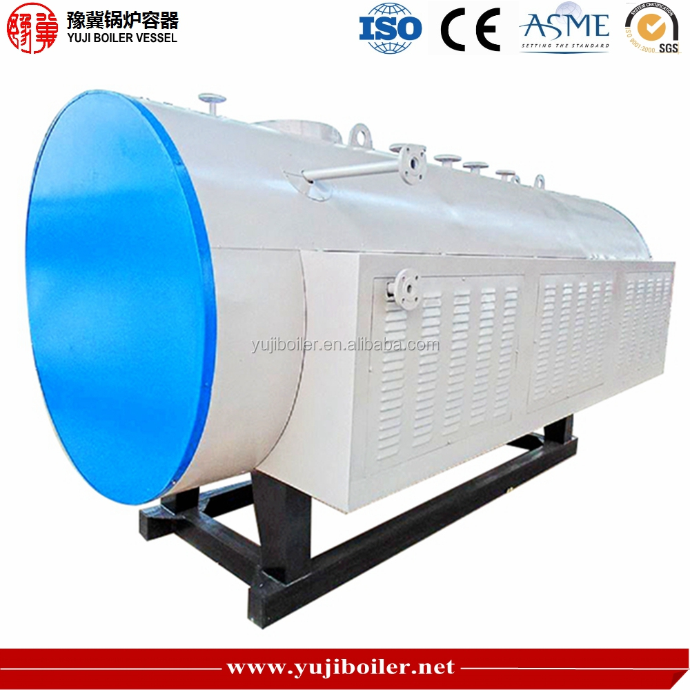 CE Certified WDR4 ton Electric Combi Steam Boiler