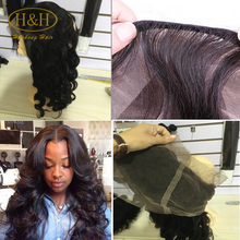 28 inch Hair color #2 Cap color light Loose wave brazilian hair Size medium 360 lace frontal with Silk top 5x4