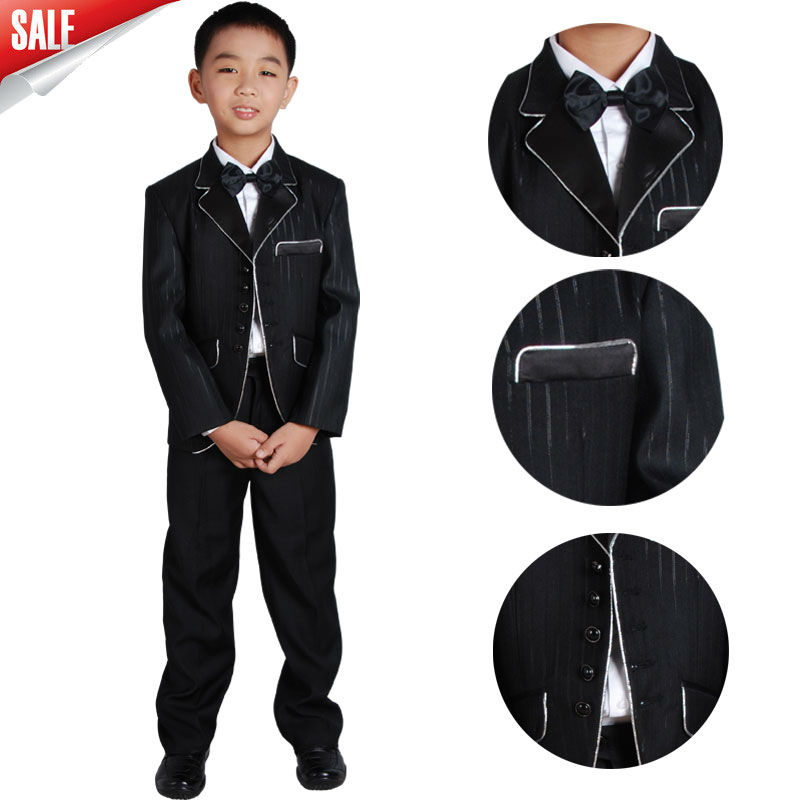 2013 100% polyester black formal wholesale church suits