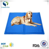 cat dog cushion pet cooling gel pad pet mats for pet beds and house
