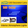 Auto LED decoration interior Light car atmosphere lamp 12V IP65 new design car accessories interior