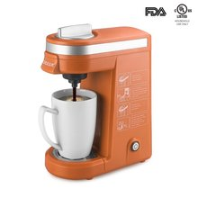 Instant heating single cup coffee capsule making machine Turkish coffee