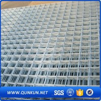 Alibaba china mild hot-dipped zinc coated welded wire mesh